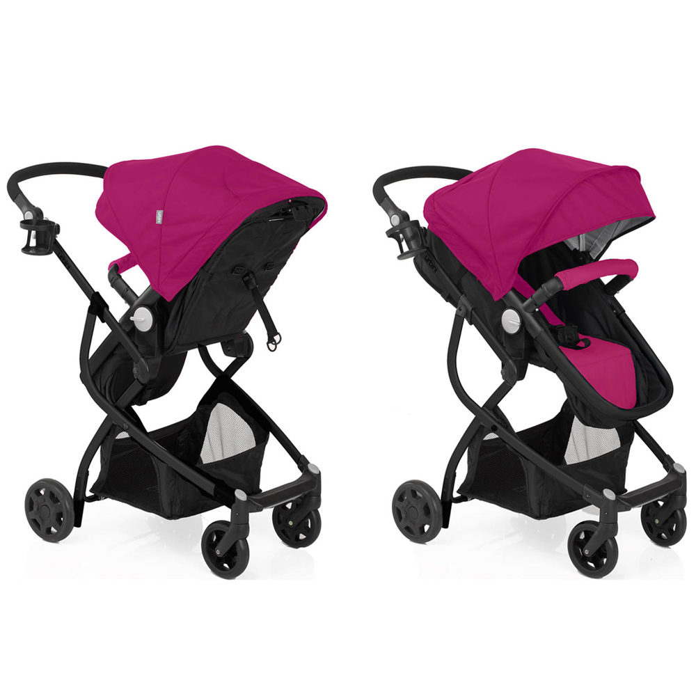 Carreola Travel System Omni morado 1
