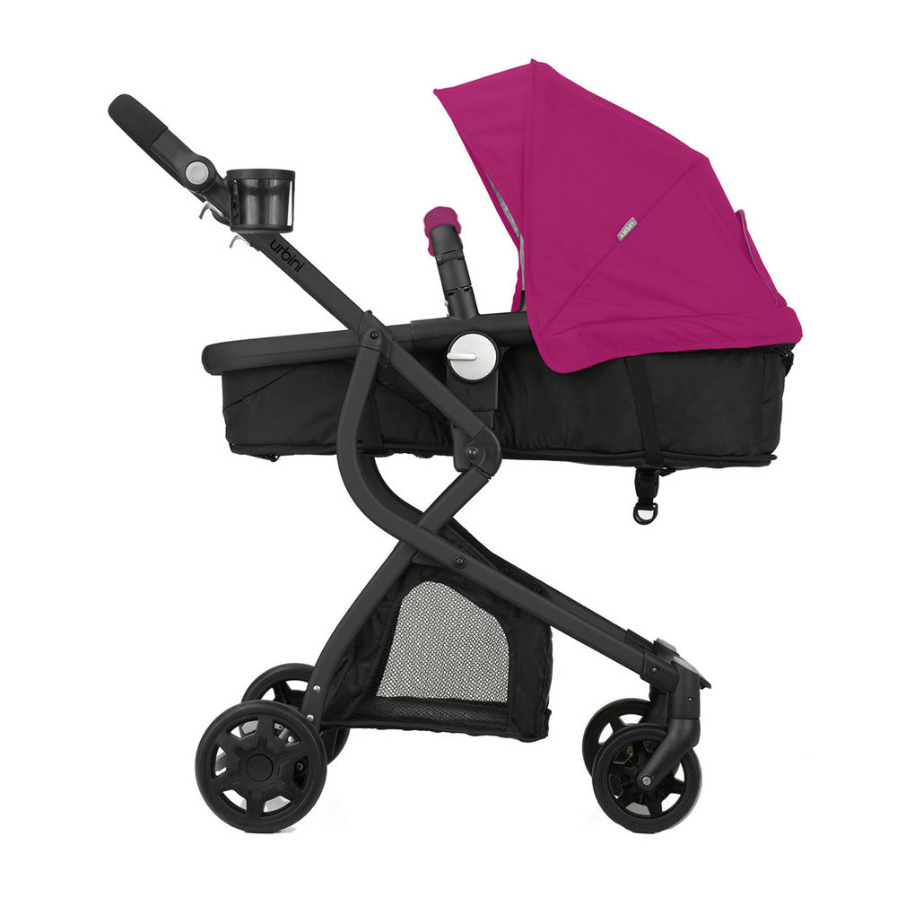 Carreola Travel System Omni morado 2
