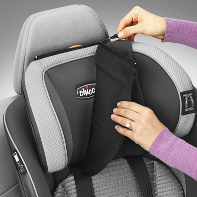 Autoasiento MyFit Air Zip Atmos Usa Chicco_removible